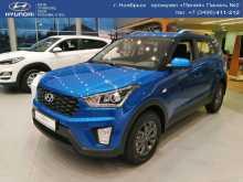 Ноябрьск Hyundai Creta 2020