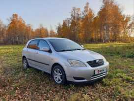 Тюмень Corolla 2003