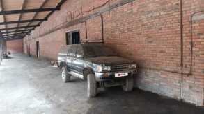 Усть-Илимск Hilux Pick Up 1991