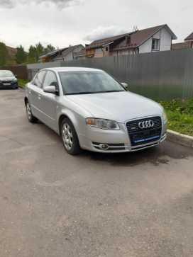Углич Audi A4 2004