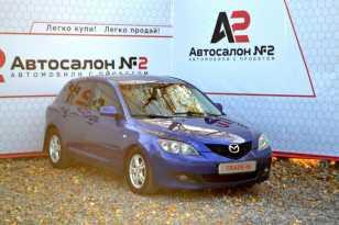 Нижний Новгород Mazda3 2007
