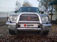 Москва Pajero Pinin 2003