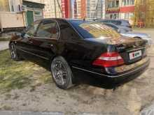 Новый Уренгой LS430 2005