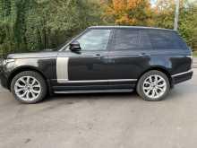Москва Range Rover 2013