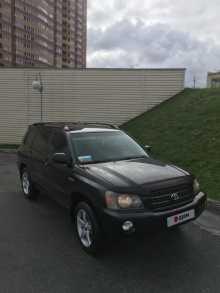Новосибирск Highlander 2001
