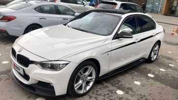 Москва BMW 3-Series 2018