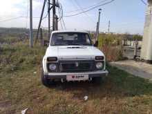 Железногорск 4x4 2121 Нива 2001