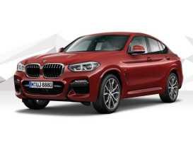 Москва BMW X4 2020