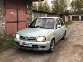Псков Micra 2001