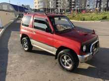 Иркутск Pajero Mini 1995