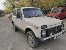 Волгоград 4x4 2121 Нива 1993
