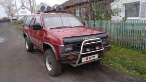 Тяжинский Terrano 1991