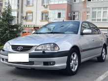 Севастополь Avensis 2002