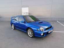 Первоуральск Impreza WRX 2001