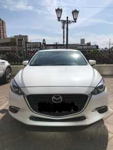 Краснодар Mazda3 2016