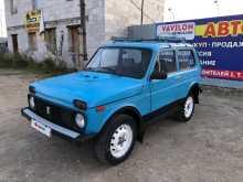 Советск 4x4 2121 Нива 1985