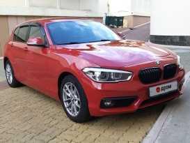 Сочи BMW 1-Series 2018