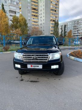 Омск Land Cruiser 2010