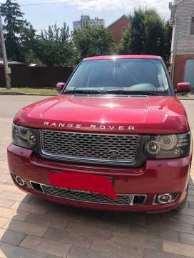 Волгоград Range Rover 2012
