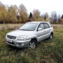 Йошкар-Ола Sportage 2005