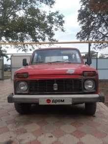 Кущевская 4x4 2121 Нива 1983