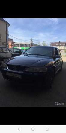 Краснодар Vectra 2001