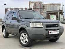 Уфа Freelander 2001