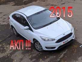 Иркутск Ford Focus 2015