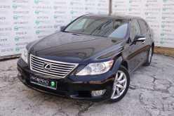 Воронеж LS460 2007