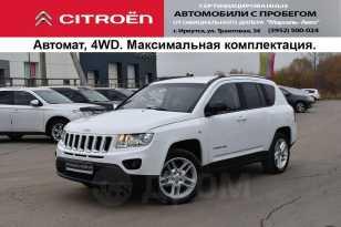 Иркутск Jeep Compass 2012