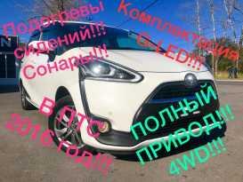 Хабаровск Sienta 2016