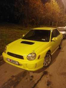 Мурманск Impreza WRX 2002