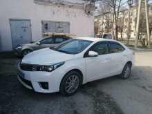 Новороссийск Corolla FX 2014