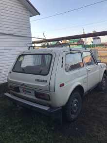 Георгиевка 4x4 2121 Нива 1988