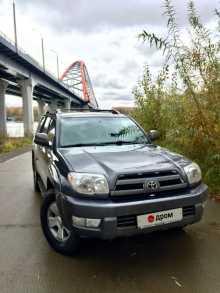 Новосибирск 4Runner 2004