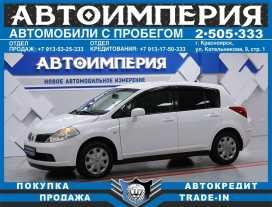 Красноярск Tiida 2012