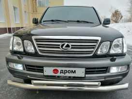 Прокопьевск Lexus LX470 2002
