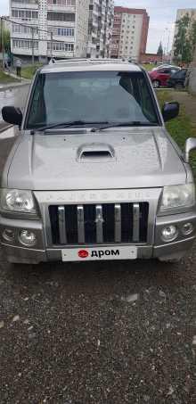 Асбест Pajero Mini 2003
