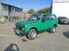 Волгоград 4x4 2121 Нива 1984