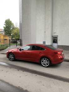 Санкт-Петербург Mazda6 2012