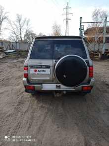 Курган Patrol 2002