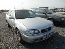 Шахты Corolla 2000