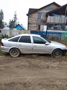 Сыктывкар Vectra 1998