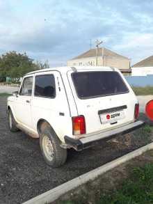 Крымск 4x4 2121 Нива 1982