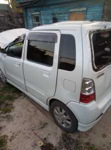 Омск Wagon R Solio 2002