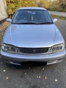 Кушва Corolla 1999