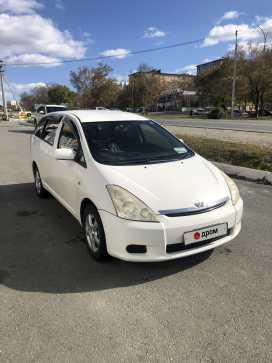 Владивосток Toyota Wish 2003