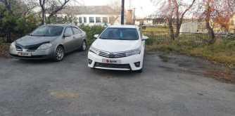 Шадринск Corolla FX 2013