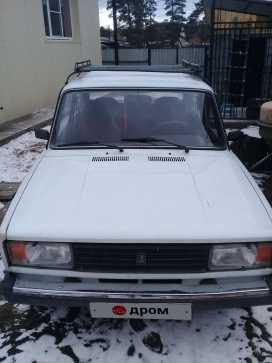 Улан-Удэ 2105 2005