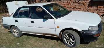 Урус-Мартан Corolla 1991